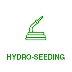 HYDRO-SEEDING
